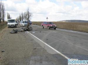 В аварии в Темрюкском районе один погиб, двое пострадали