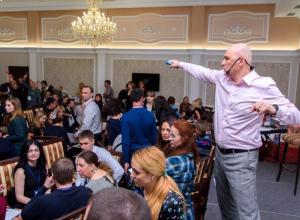 Известный специалист по лидерству Радислав Гандапас проведёт новый тренинг «Скрипты и алгоритмы успеха» в Краснодаре