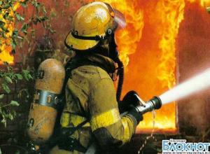 На Кубани в результате пожара погибло двое мужчин