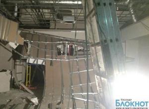 Краснодарская «Галерея» опровергла слухи об упавшей крыше