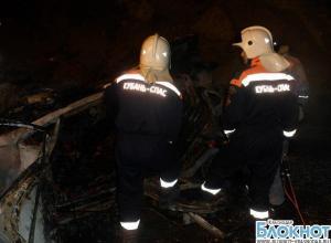 В Краснодарском крае в аварии погибли семь человек
