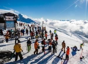 Полмиллиона человек посетили Сочи в новогодние каникулы