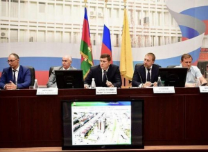 В Новороссийске вице-губернатор Кубани встретился с обманутыми дольщиками «Кубаньжилстроя»