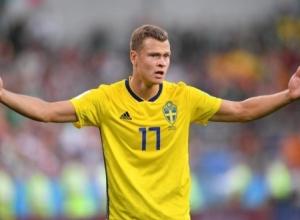 Швеция вместе с игроком «Краснодара» Классоном вылетела с чемпионата мира