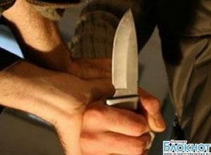 Краснодарцы устроили дуэль с ножом и пневматическим пистолетом