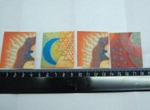 В Краснодар прислали марки, пропитанные наркотиками