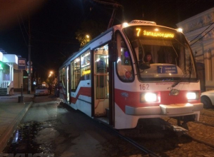 Трамваи изменят свои маршруты в Краснодаре