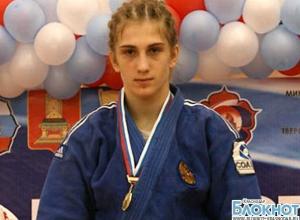 Кубанская спортсменка Екатерина Валькова получила «бронзу» на соревнованиях по дзюдо в Болгарии