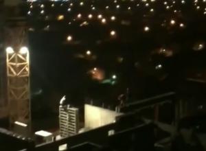 Строители ЖК пожелали спокойной ночи краснодарцам шумом и грохотом