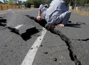 В станице Крыловская Краснодарского края произошло землетрясение магнитудой 3.0