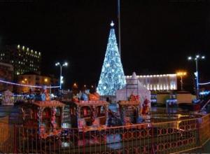 Праздник окончен: «Гринч» похищает на год рождество в Краснодаре