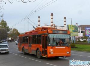 В Краснодаре изменится движение нескольких автобусных и троллейбусных маршрутов