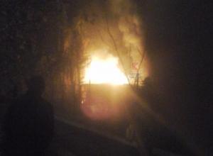 В Краснодаре произошел пожар около ресторана