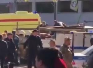 Губернатор Кубани предложил помощь Керчи, где в местном колледже при взрыве погибли 10 человек