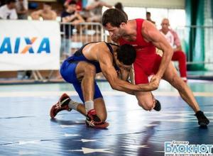 Кубанский борец Бесик Кудухов выиграл международный турнир