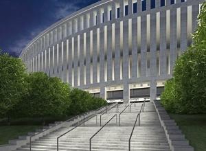 ФК «Краснодар» показал как будет выглядеть новый стадион