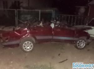 На Кубани три человека погибли в аварии