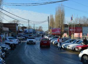 В Краснодаре авторынок переместят из центра города куда подальше