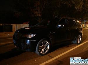 В Краснодаре заведено два административных дела в отношении водителя BMW x5
