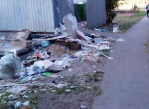 Компания, занимающаяся вывозом мусора в поселке Пашковский, ответила на письмо читателей «Блокнота Краснодар»