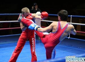 В Краснодаре состоится Чемпионат края по савату
