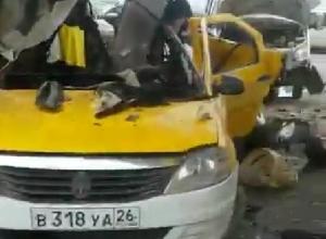 Мощный взрыв такси произошел на заправке в Краснодаре - фейк