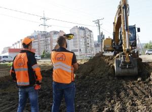 Ремонт Восточно-Кругликовской в Краснодаре закончат к концу июля
