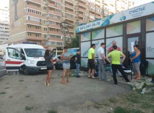 На четвертый день голодовки двоим дольщикам краснодарского ЖК «Территория счастья» стало плохо