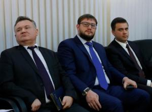 Депутаты гордумы Краснодара утвердили новых заместителей Евгения Первышова