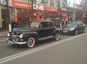 Автомобилисты Краснодара потратили на машины за 2017 год 42 миллиарда