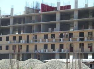 На «Территории счастья» в Краснодаре возобновили строительство