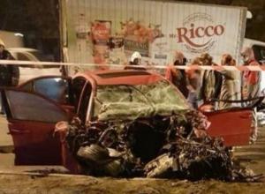 В Краснодаре у выжившего в смертельном ДТП на Школьной пассажира «Мерседеса» пропали вещи