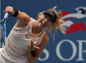 Сочинка Мария Шарапова вышла в третий круг US Open