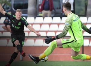 ФК «Краснодар» одержал первую победу после ухода Галицкого из «Магнита»