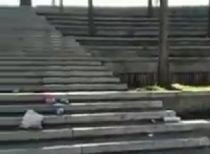 «Хуже африканцев»: кучи мусора оставили после себя фанаты в парке «Краснодар»