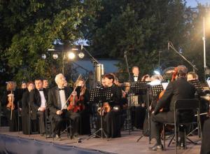 Кубанский симфонический оркестр простился с летом под звуки Чайковского