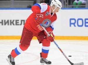 Легенды хоккея во главе с Путиным эффектно обыграли НХЛ в Сочи