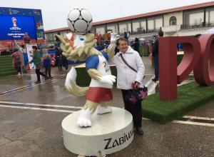 Самый высокогорный в мире парк футбола открыт на Кубани