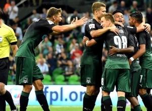 «Краснодар» выиграл у «Црвены Звезды» в матче раунда плей-офф Лиги Европы