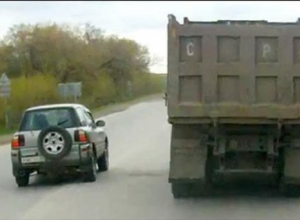Обгон на кубанских дорогах без разметки и знаков не считается «встречкой»