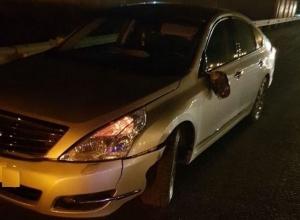35-летняя женщина попала под колеса сразу двух автомобилей в Краснодаре