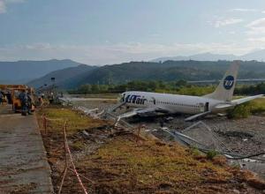 В аэропорту Сочи рассказали, как прошла эвакуация из горящего самолета