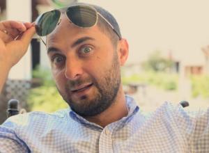Демис Карибидис анонсировал приезд Comedy Club в Краснодар и Сочи