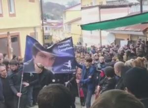 «Прощание с Легендой»: тысячи людей проводили разбившегося на «Лексусе» в Сочи хореографа