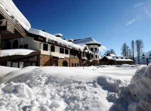 В Сочи вор обокрал гостиницу и закопал всё в снег