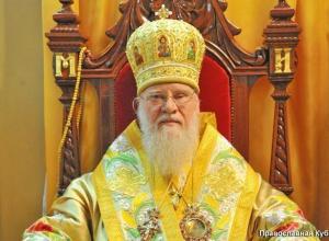 Рождественская служба с участием митрополита Исидора пройдет в Краснодаре в Екатерининском кафедральном соборе
