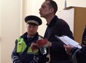 В Краснодаре задержали водителей в неадекватном состоянии
