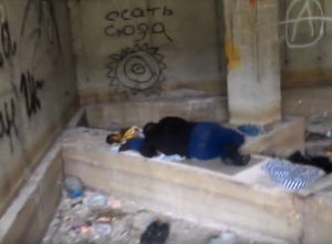Видеоэкскурсию по наркопритону провел активист в Геленджике