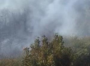 В Краснодаре произошел пожар на улице Тепличной