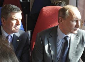 Владимир Путин проведет выходные в Сочи